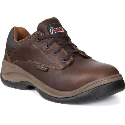 Rocky ErgoTuff Waterproof Steel Toe Work Oxford, , large