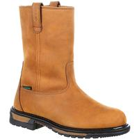 Rocky Ride Waterproof Wellington Work Boot, , medium
