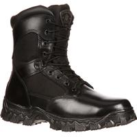 Rocky Alpha Force Composite Toe Waterproof Insulated Side Zip Duty Boot, , medium