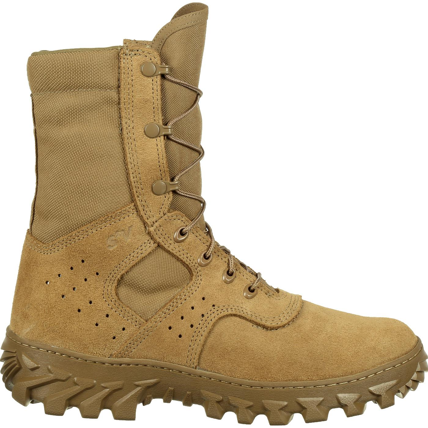 Rocky S2v Enhanced Jungle Boot With Puncture Resistance