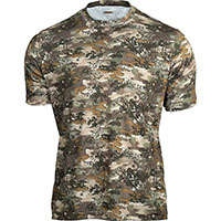 Rocky Venator Short-Sleeve Performance Tee Shirt, Rocky Venator Camo, medium