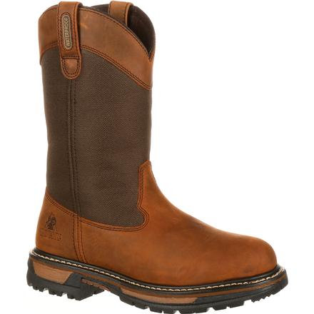 Rocky Ride 200G Insulated Waterproof Wellington Boot, , large