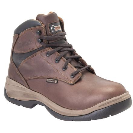 Rocky ErgoTuff Waterproof Work Boot, , large