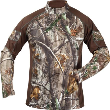 Rocky Athletic Mobility Ultralight Level 1 Moc Tee, Realtree AP, large