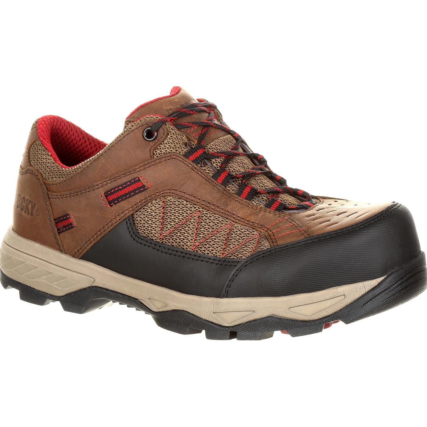 Rocky Endeavor Point Men S Composite Toe Work Shoes