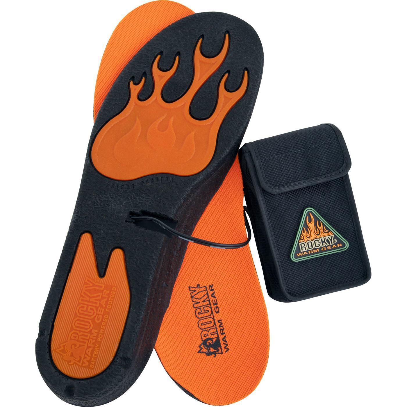 Warm Gear Heated Footbed Rocky