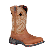 Rocky TechnoRam Saddle Western Boot, , medium