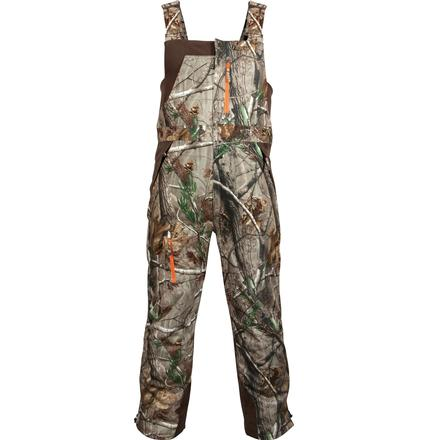 Rocky Athletic Mobility Midweight Level 3 Bibs, Realtree AP, large