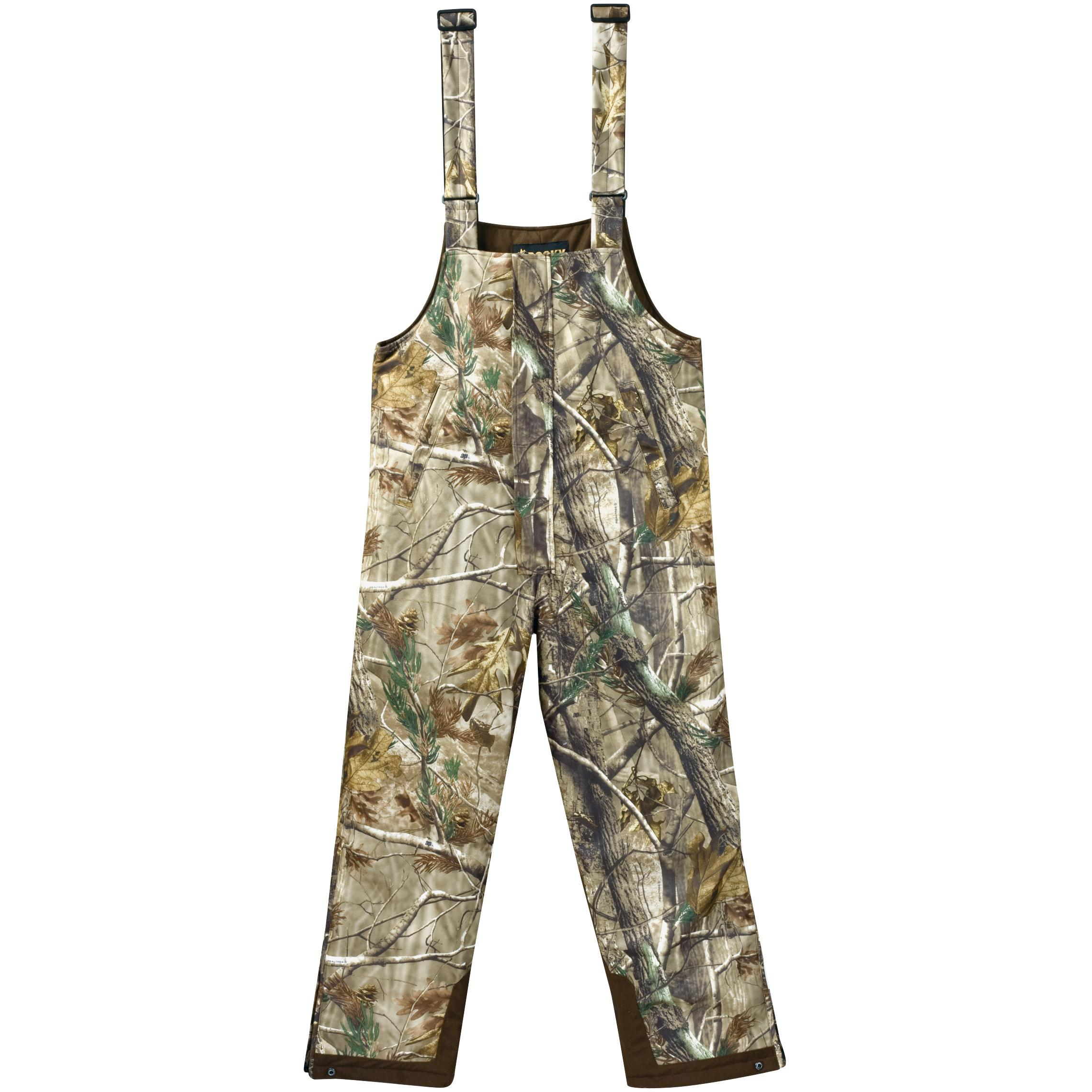 Rocky Junior Prohunter Waterproof Insulated Camo Bibs 607115