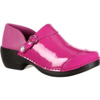 4EurSole Inspire Me Women's Patent Leather Clog, , medium