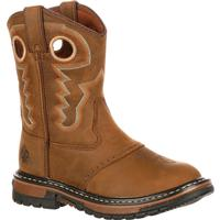 Rocky Kids' Original Ride Western Boot, , medium