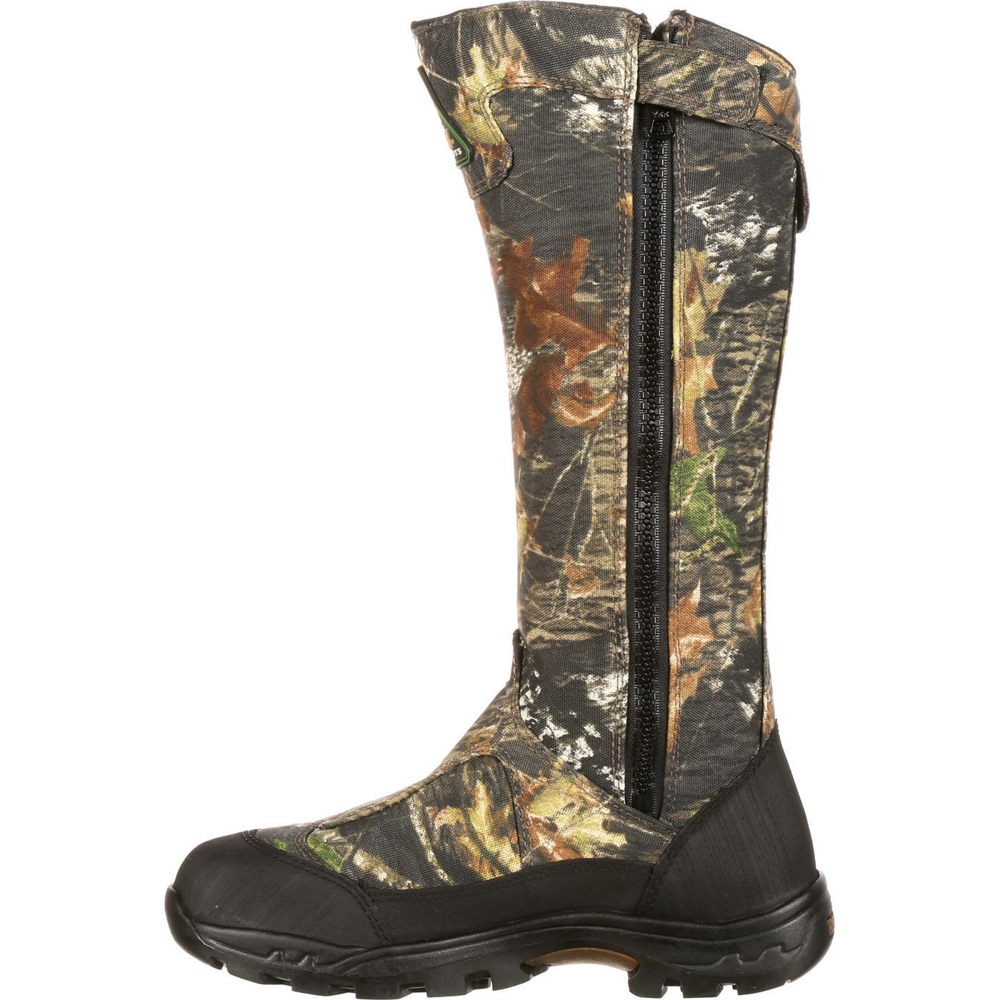 Rocky Prolight Waterproof Snakeproof Boot In Camo 1580