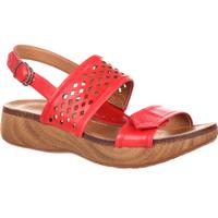 4EurSole Sprightly Women's Low Wedge Slingback Sandal, , medium