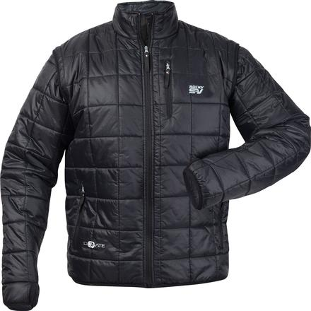 Rocky S2V Agonic Mid-Layer Jacket, BLACK, large