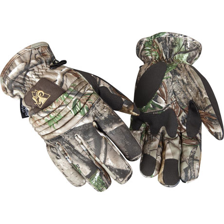 Rocky SilentHunter Fleece Insulated Padded Glove, , large