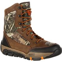 Rocky Waterproof Insulated Camo Outdoor Boot, , medium
