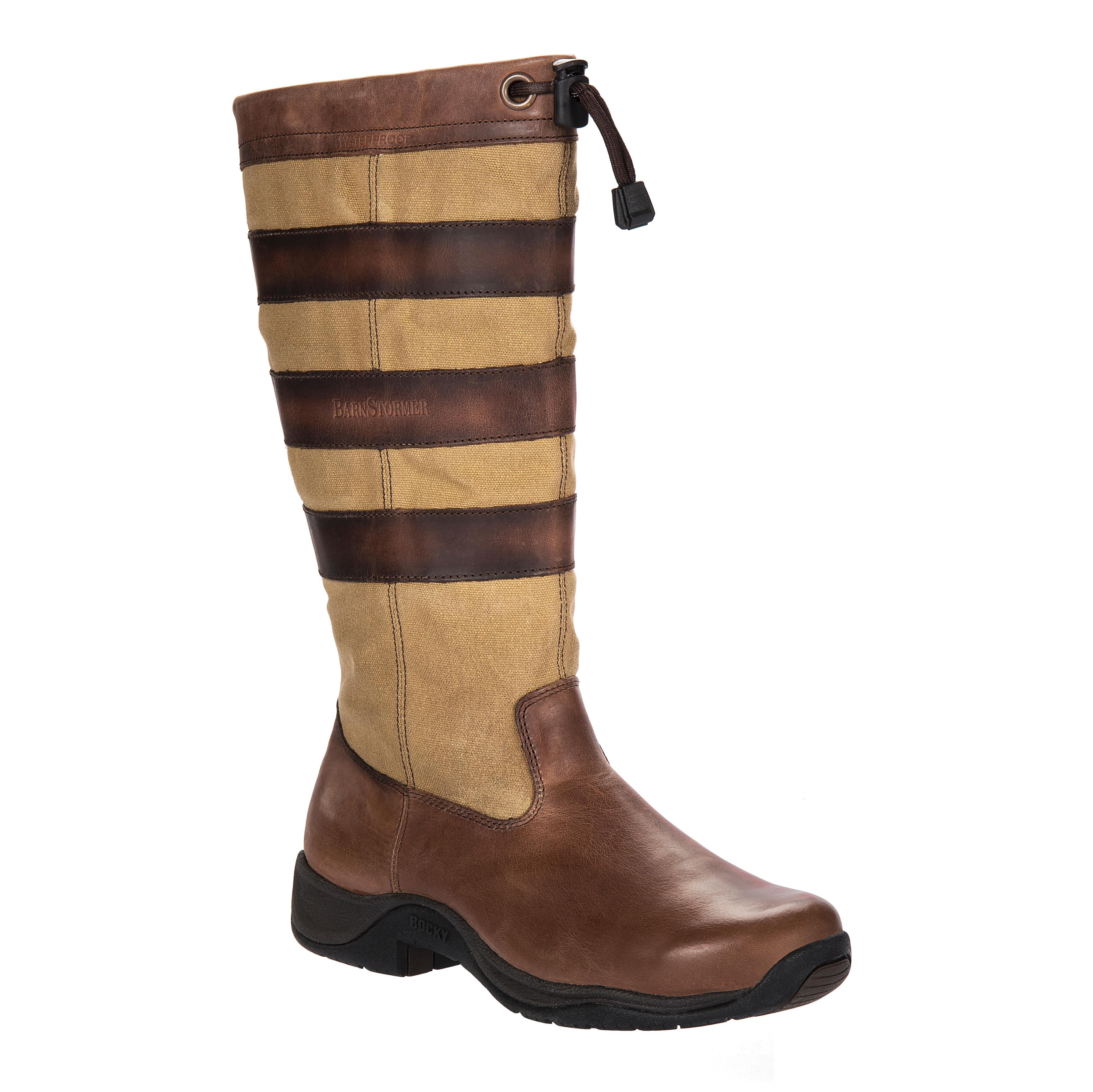 rocky s barnstormer pull on boots style 5070