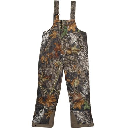 Rocky ProHunter Waterproof Insulated Bibs, Mossy Oak Break Up, large