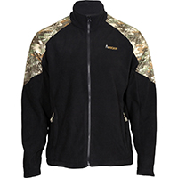 Rocky Full Zip Fleece Camo Jacket, Rocky Venator Camo, medium