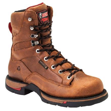 Rocky Long Range Waterproof Work Boot, , large