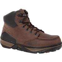 Rocky Forge Steel Toe Moc Toe Waterproof Work Boot, , medium