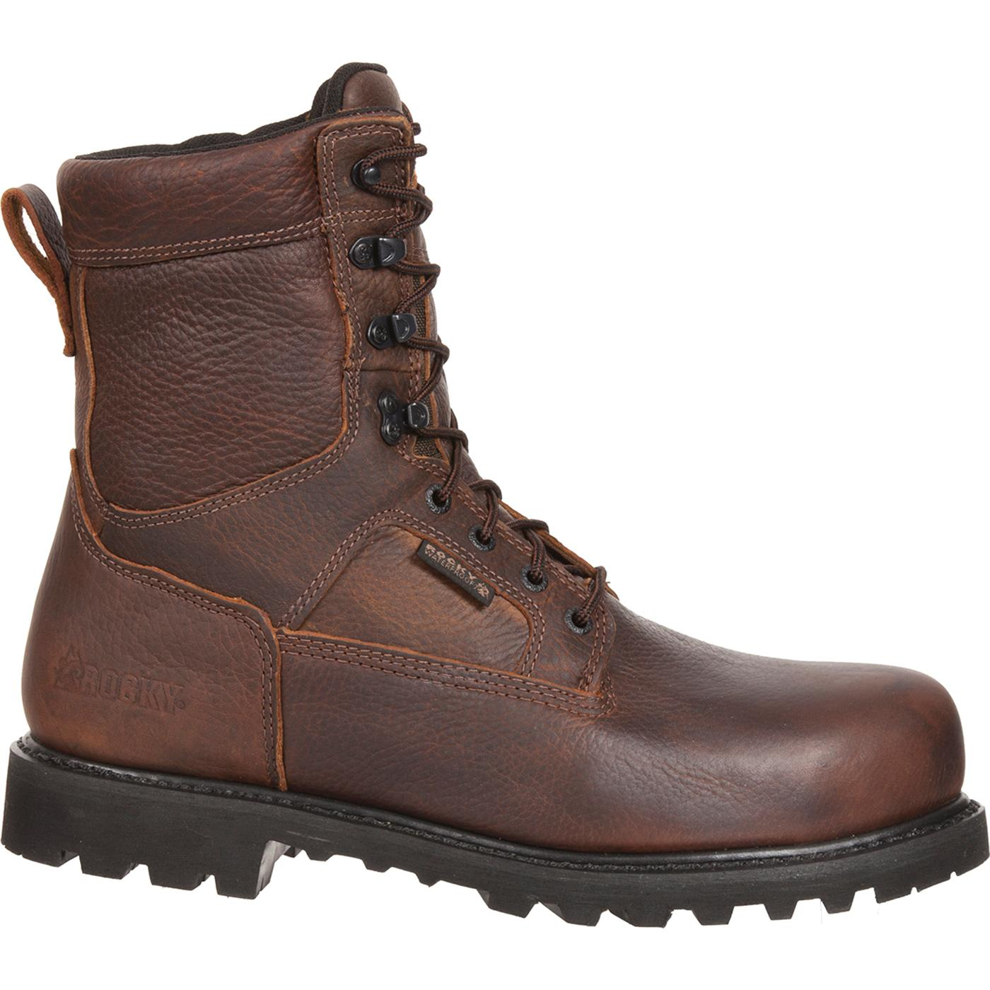 how to fix steel toe boots