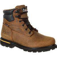 Rocky Governor Composite Toe Waterproof 6 Inch Work Boot, , medium