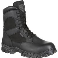 Rocky AlphaForce Waterproof Duty Black Boot, , medium