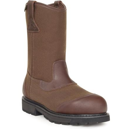 Rocky Steel Toe Waterproof Wellington Work Boot, , large