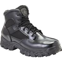 Rocky Alpha Force Steel Toe Puncture-Resistant Waterproof Work Boot, , medium