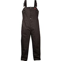 Rocky Core Waterproof Insulated Bib, BLACK, medium