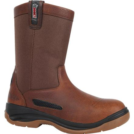 Rocky ErgoTuff Cool Composite Toe Wellington Boot, , large