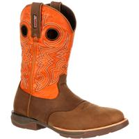 Rocky LT Waterproof Saddle Western Boot, , medium