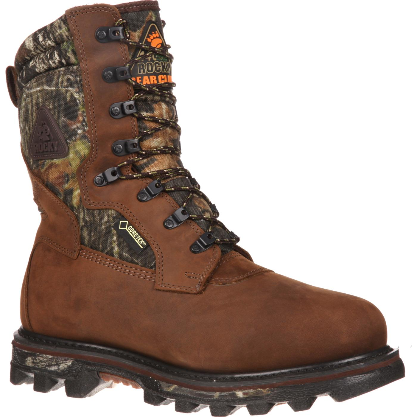 Rocky Arctic Gore Tex Waterproof Insulated Camo Boots