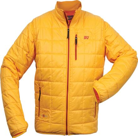 Rocky S2V Agonic Mid-Layer Jacket, YELLOW, large