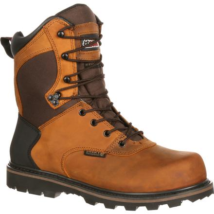 Rocky Core Durability Steel Toe Waterproof Work Boot, , large