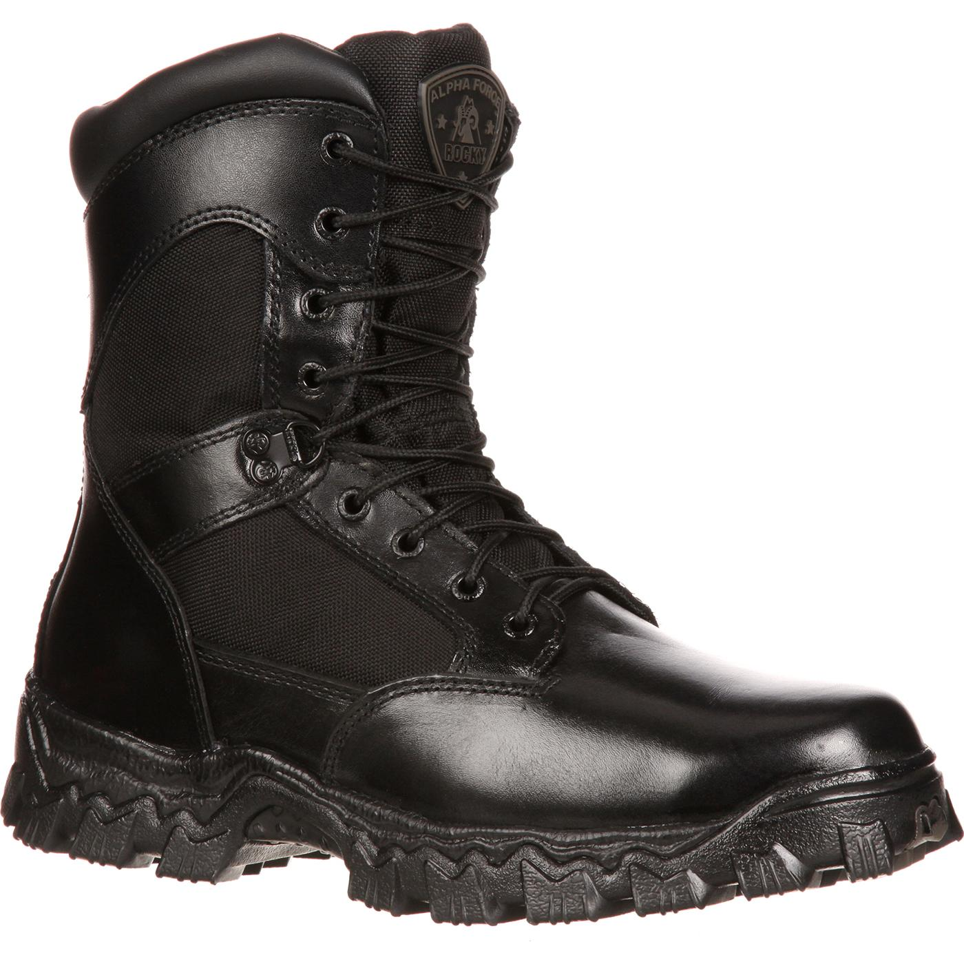 Rocky Alpha Force Composite Toe Waterproof Insulated Duty