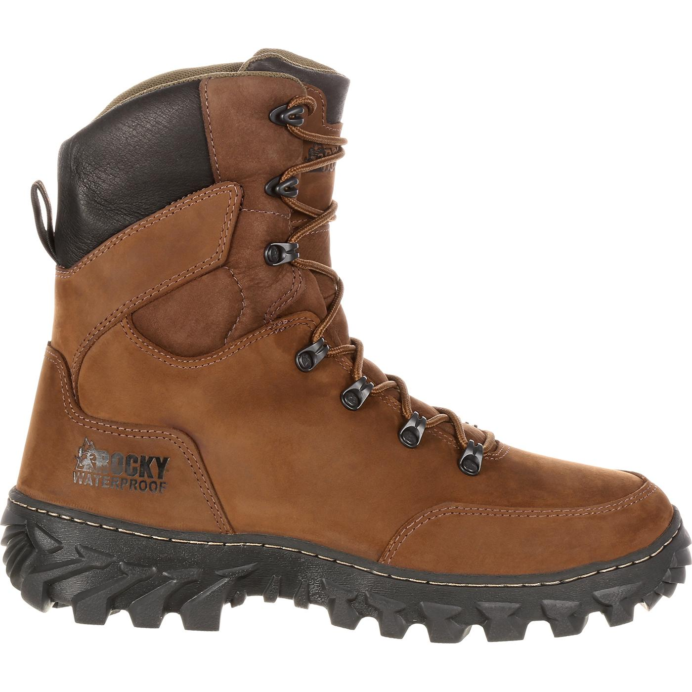 Rocky Jungle Hunter Insulated Waterproof Outdoor Boots