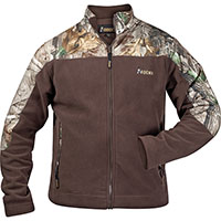 Rocky SilentHunter Fleece Jacket, Realtree AP, medium