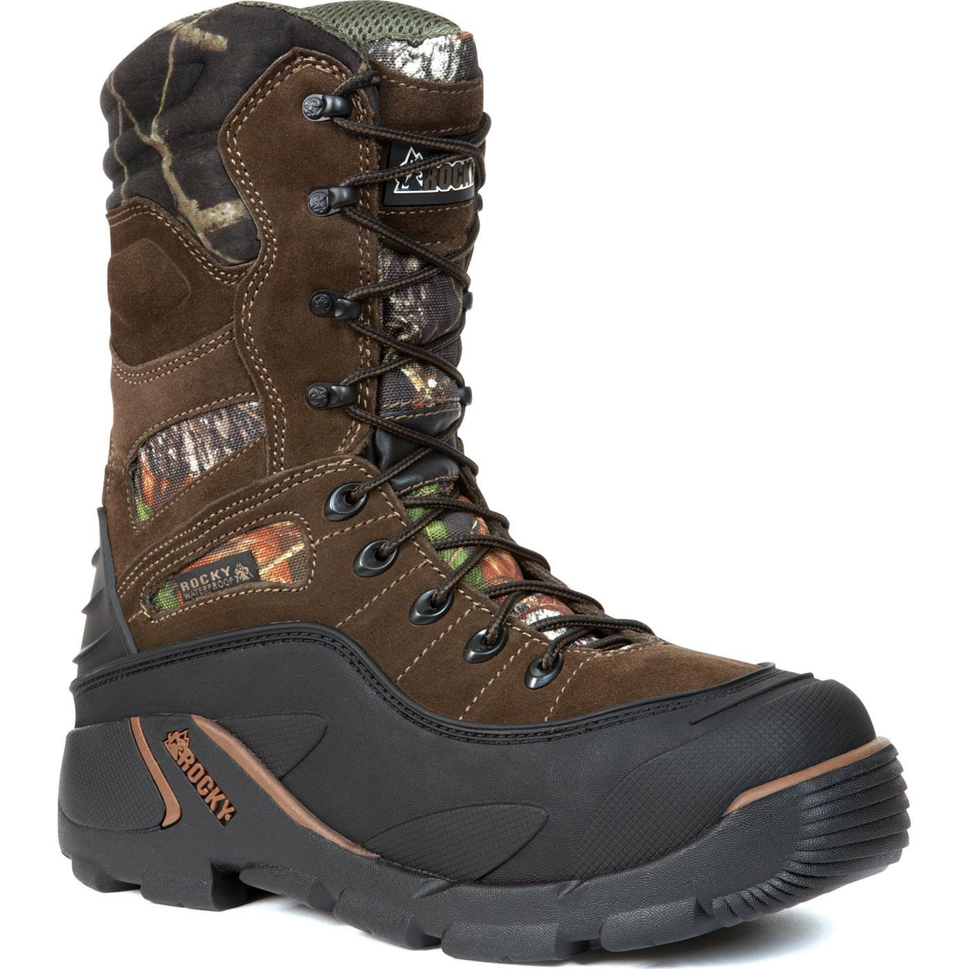 Rocky Blizzardstalker Pro Men S Waterproof Insulated Boots