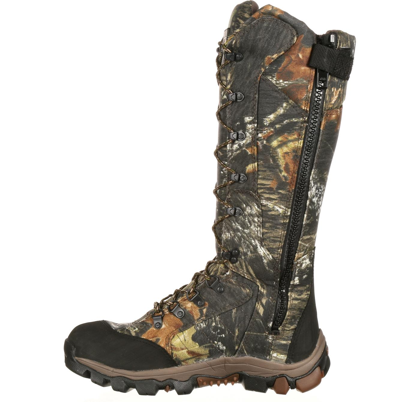 Rocky Lynx Waterproof Camouflage Snake Boot Style 7379