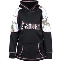 Rocky Girls' Logo Fleece Hoodie, , medium