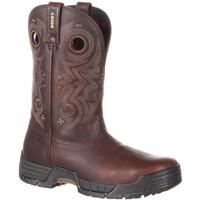 Rocky MobiLite Waterproof Western Work Boot, , medium