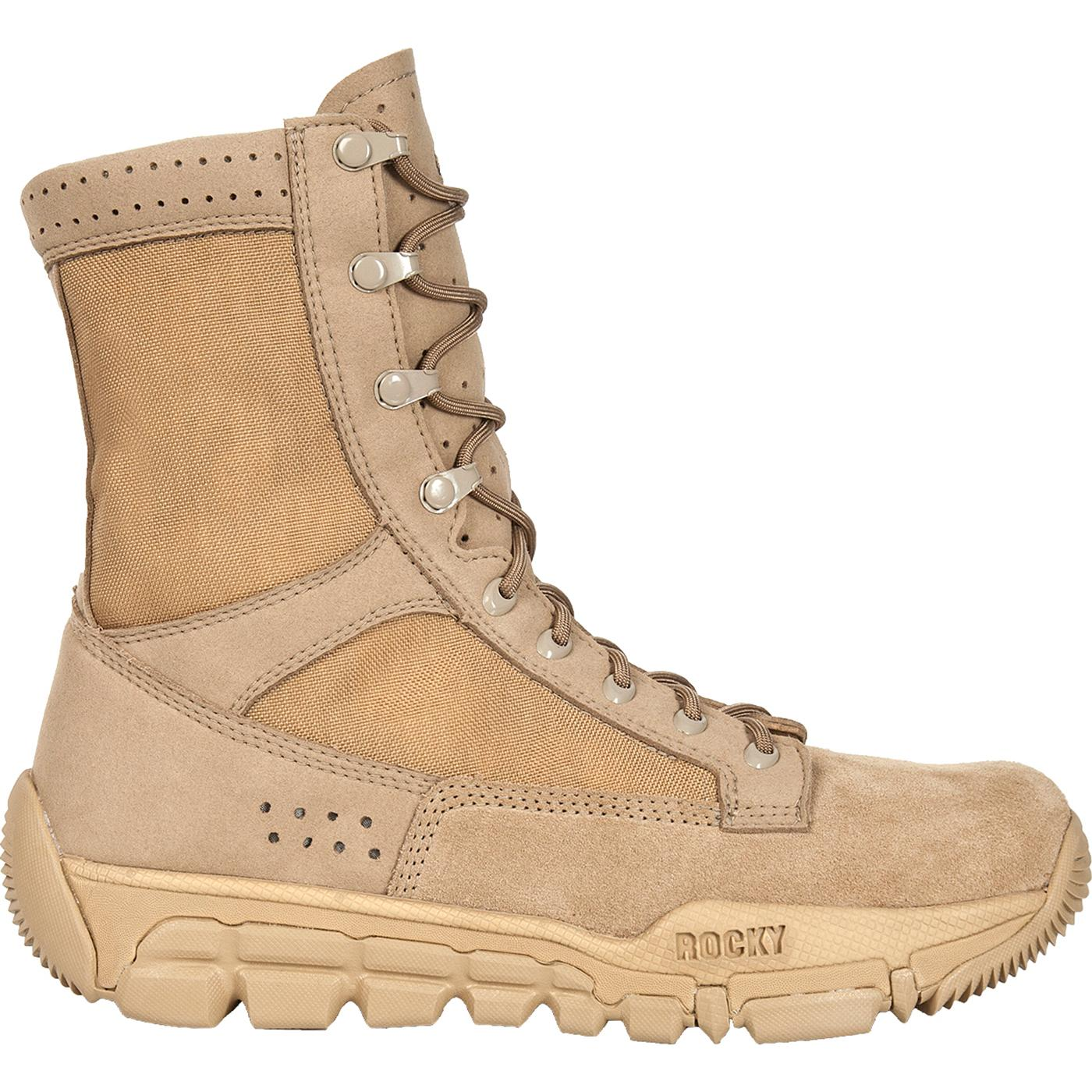 """""""Boots Cost Money"""" Remember the cadence? Boots do cost money of course, you could save and just stick with the Army-issue combat boots. But as we all know, one size does not fit all."""