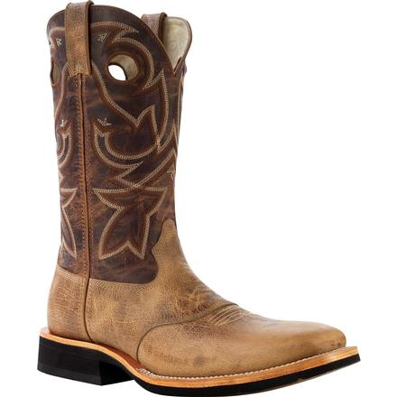 Rocky Dually Crepe EX4 - Square Toe Western Boot, , large