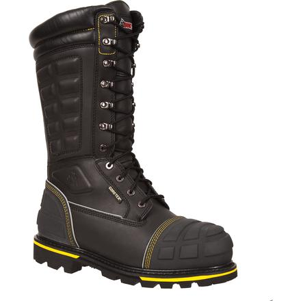 Rocky H.A.M. GORE-TEX® Waterproof Insulated PR Met Guard Miner Boots, , large