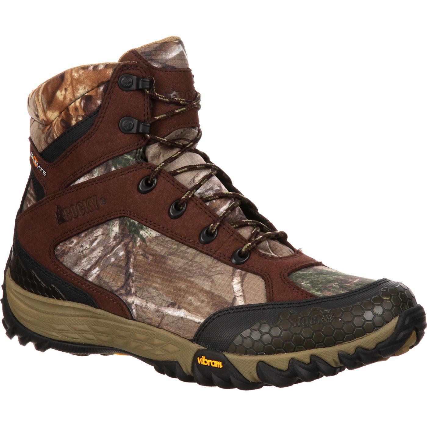 Rocky Silenthunter Waterproof Insulated Boots Rkys113