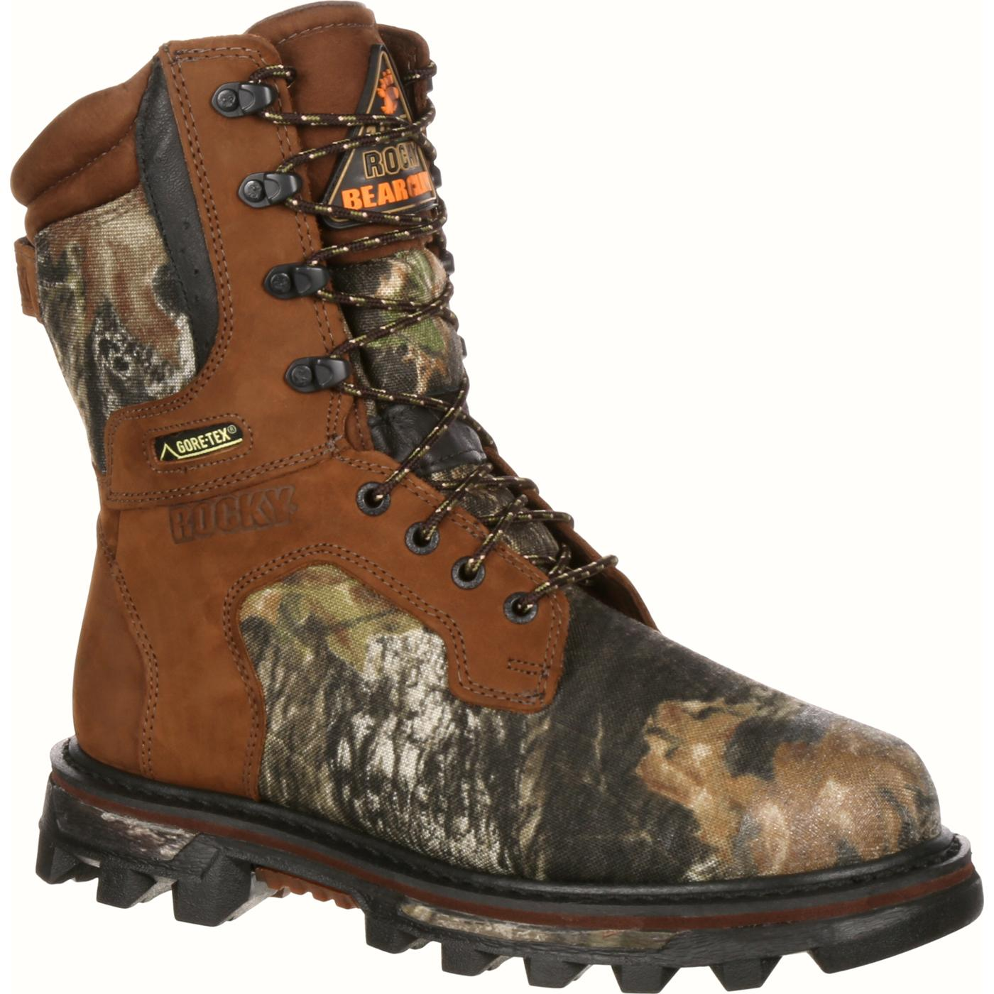 Rocky Bearclaw 3d Insulated Gore Tex Hunting Boot 9275