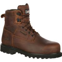 Rocky Exertion Steel Toe Waterproof Work Boot, , medium