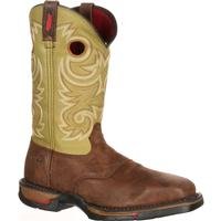 Rocky Long Range Steel Toe Western Boot, , medium
